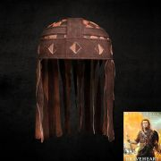 William Wallace Leather Helmet - Braveheart Movie Replica